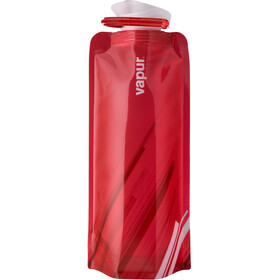 Vapur Element - Gourde - 700ml rouge